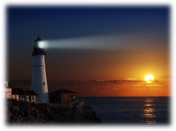 あなたのみ言葉は わが足のともしび わが道の光です。 詩篇119篇 105節