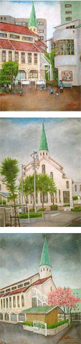 白川教会沿革