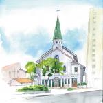 みどりの教会