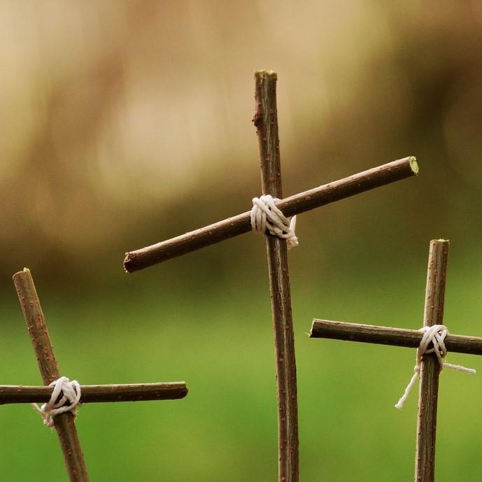 十字架正方形