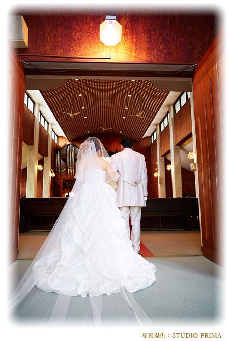 教会結婚式